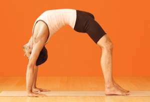 Yoga Journal Urdhva Dhanurasana