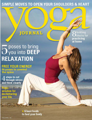 Yoga Journal March 2013