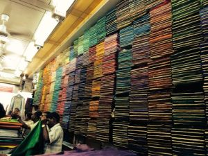 If you need extra clothes, go to Laxmi Road and choose from countless fabrics and then find a tailor.