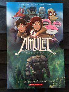 Amulet 1-3 set